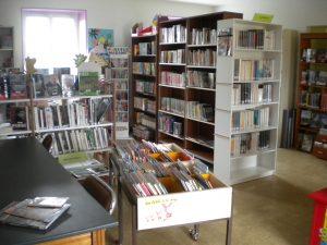 Bibliothèque de La Graverie