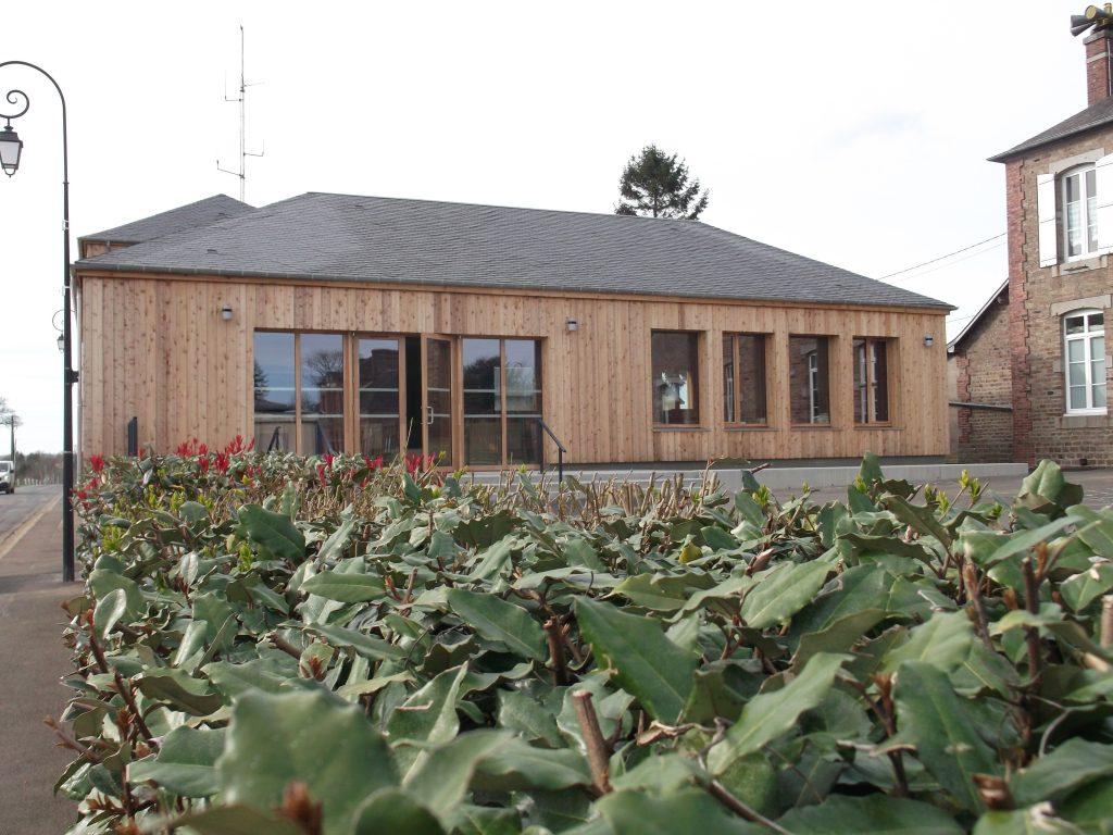 Bibliothèque de Bény-Bocage